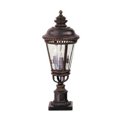Feiss OL1907GBZ Pier/Post Lantern