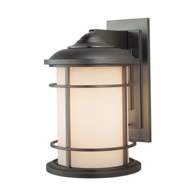 Feiss OL2202BB Wall Mount Lantern