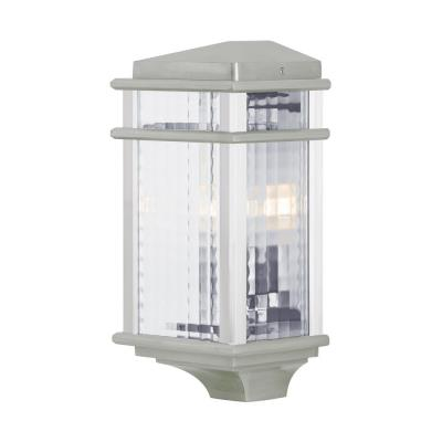Feiss OL3403BRAL Half Wall Mount Lantern