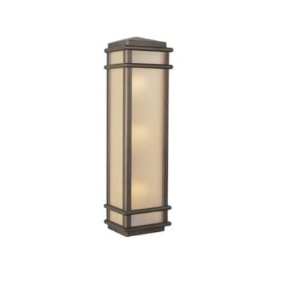 Feiss OL3404CB Mission Lodge Collection Outdoor Lantern - Half Wb