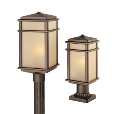 Feiss OL3407CB Pier/Post Lantern