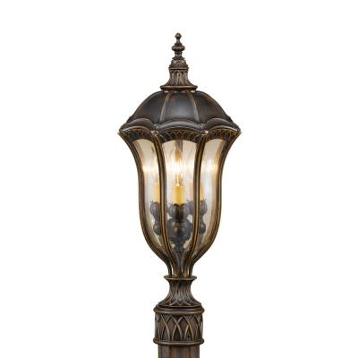 Feiss OL6007WAL Baton RougeOutdoor Lantern - Post/Pier Mount