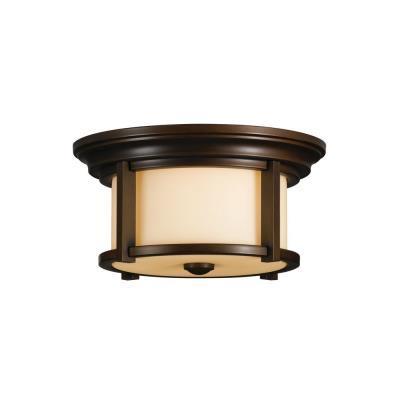 Feiss OL7513 Merrill - Two Light Flush Mount