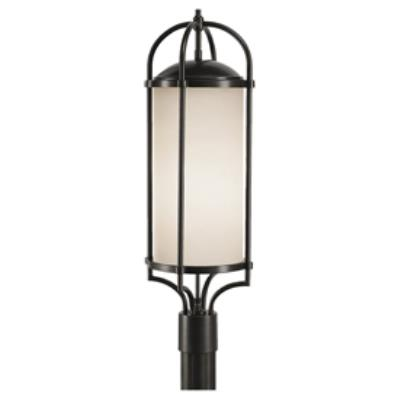 Feiss OL7607ES Dakota - Three Light Outdoor Post Light