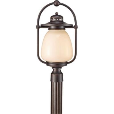 Feiss OL9308GBZ Mc Coy - One Light Outdoor Post Lantern