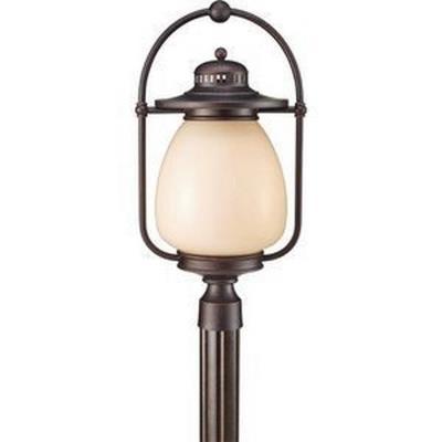 Feiss OL9408GBZ Mc Coy - One Light Outdoor Post Lantern