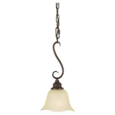 Feiss P1095GBZ Morningside - One Light Mini-Pendant