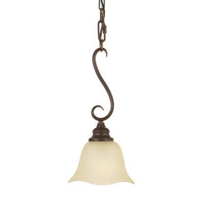 Feiss P1095GBZ Morningside - One Light Mini-Pendant