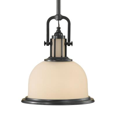 Feiss P1146DBZ 2-Light Parker Place Pendant