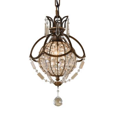 Feiss P1178 Bellini - One Light Chandelier
