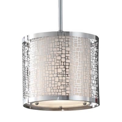 Feiss P1218CH Joplin - One Light Mini-Pendant
