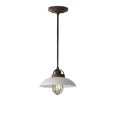 Feiss P1241BZP Urban Renewal - One Light Mini-Pendant