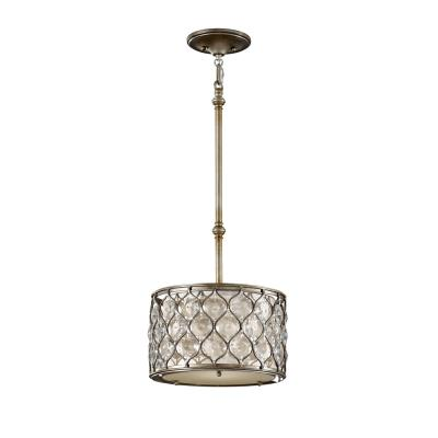 Feiss P1259BUS Lucia - One Light Pendant