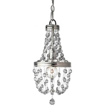 Feiss P1279PN Malia - One Light Mini-Pendant