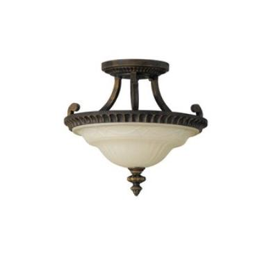 Feiss SF238WAL Drawing Room CollectionSemi Flush