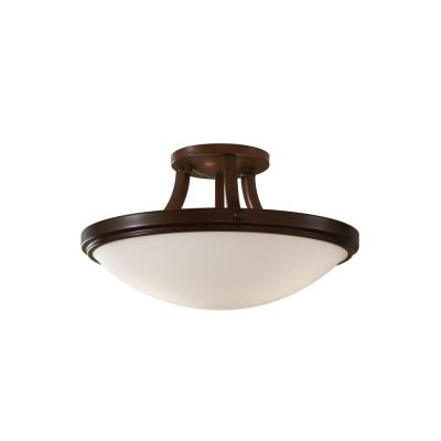 Feiss SF283HTBZ Perry - Two Light Semi-Flush Mount