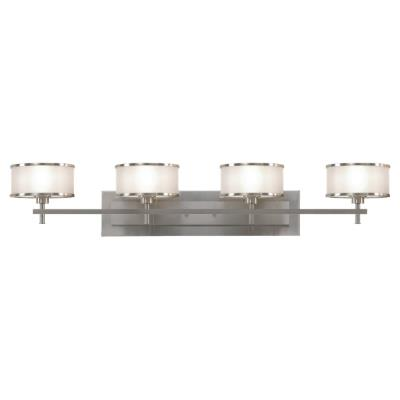 Feiss VS13704-BS Casual Luxury - Four Light Vanity