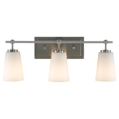 Feiss VS14903-BS Sunset Drive - Three Light Vanity