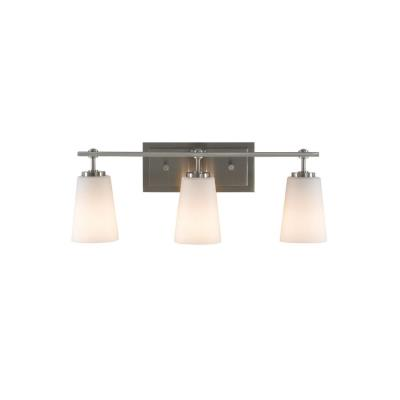 Feiss VS14903-BS Sunset Drive - Three Light Vanity