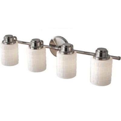 Feiss VS32004-BS Wadsworth - Four Light Bath Bar