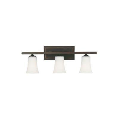 Feiss VS8703-ORB Boulevard 3 Light Vanity Fixture