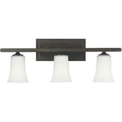 Feiss VS8703-ORB Boulevard 3 Light Vanity Fixture