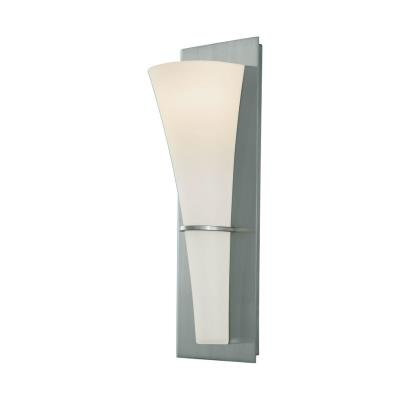 Feiss WB1341BS Barrington - One Light Wall Sconce