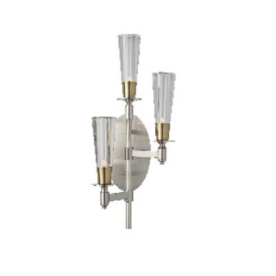 Feiss WB1607BN/NB Celebration - Three Light Wall Sconce