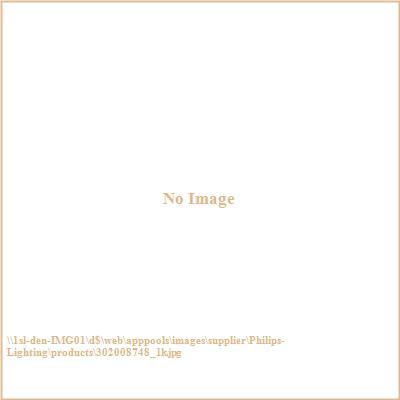 Philips Lighting 302008748 Evita 2-Light Ceiling Lamp in Grey finish