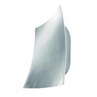 Philips Lighting 336041748 Sail 2-Light Wall Lamp in Nickel finish