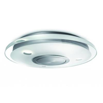 Philips Lighting 373414848 Vidro Ceiling Lamp in Brushed Nickel finish