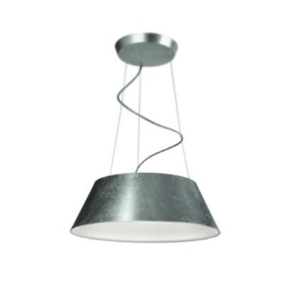 Philips Lighting 405501748 Cielo 24-Light Pendant Lamp in Silver Leaf finish