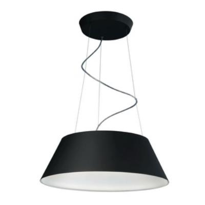 Philips Lighting 405503048 Cielo 24-Light Pendant Lamp in Black finish