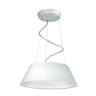 Philips Lighting 405503148 Cielo 24-Light Pendant Lamp in Matte White finish