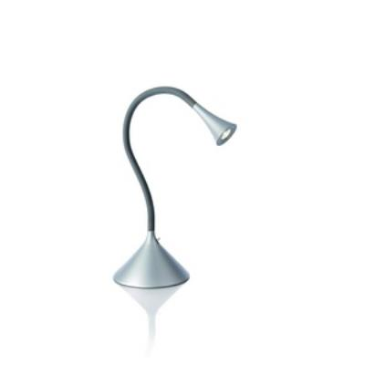 Philips Lighting 667038748 Flex 1-Light Table Lamp in Grey finish