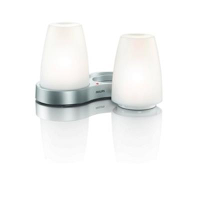 Philips Lighting 691106048 Table Lights 2-Light Table Lamp
