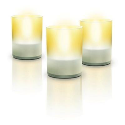 Philips Lighting 691266048 Tea Lights 6-Light Table Lamp