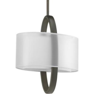 Progress Lighting P5059-20EBWB Cuddle - One Light Pendant