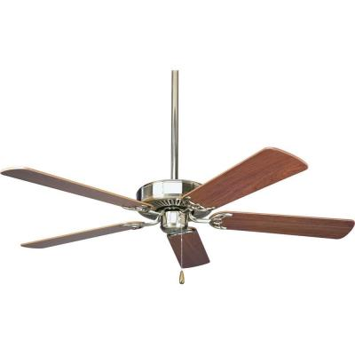 "Progress Lighting P2501-09 Air Pro - 52"" Ceiling Fan"