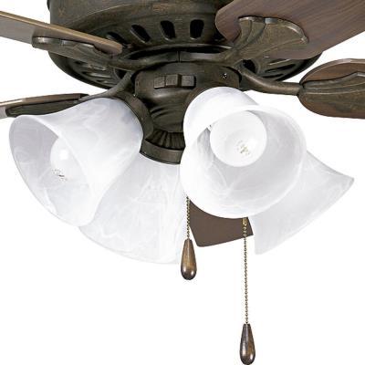 Progress Lighting P2616-46 Accessory - Four Light Ceiling Fan Kit