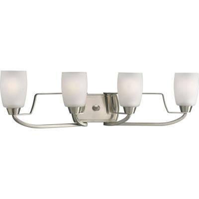 Progress Lighting P2797-09 Wisten - Four Light Bath Vanity
