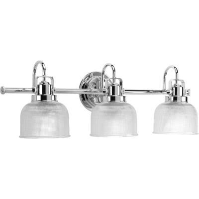 Progress Lighting P2992-15 Archie - Three Light Bath Bar