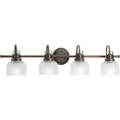 Progress Lighting P2997-74 Archie - Four Light Bath Bar