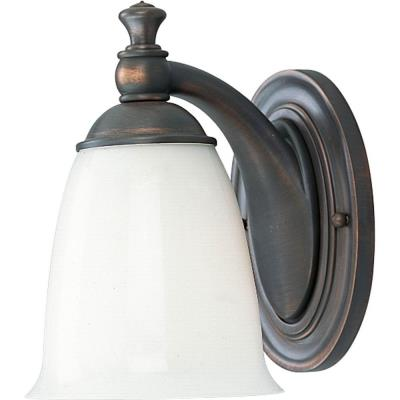 Progress Lighting P3027-74 Victorian - One Light Bath Vanity