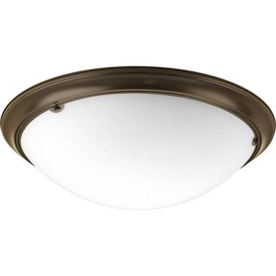 Progress Lighting P3482-20 Eclipse - Four Light Flush Mount