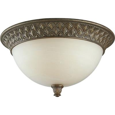 Progress Lighting P3540-86 Savannah - Three Light Flush Mount
