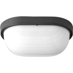 """Bulkheads - 6.5"""" 9W LED Outdoor Wall/Ceiling Mount"""