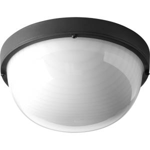 """Bulkheads - 9.5"""" 17W LED Outdoor Wall/Ceiling Mount"""