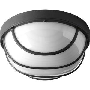 """Bulkheads - 9.5"""" 17W 1 LED Outdoor Wall/Ceiling Mount"""