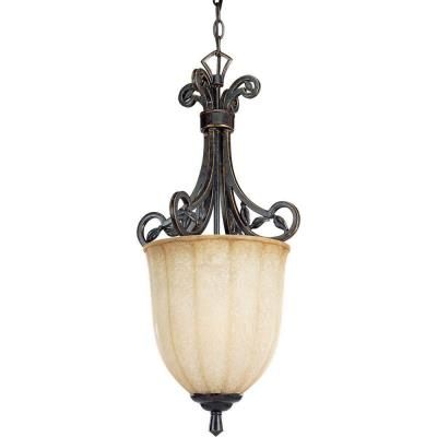 Progress Lighting P3684-84 Le Jardin - One Light Inverted Pendant